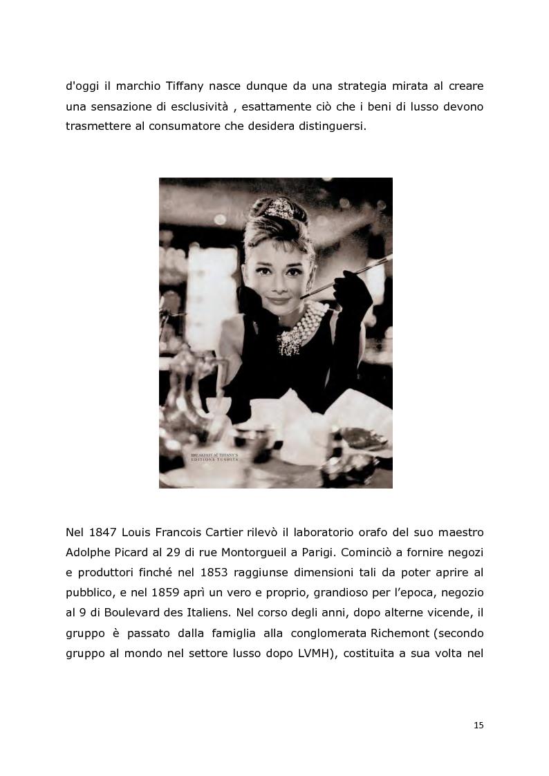 Anteprima della tesi: Comunicazione e trend delle imprese di abbigliamento di lusso: il caso del settore bambino, Pagina 11