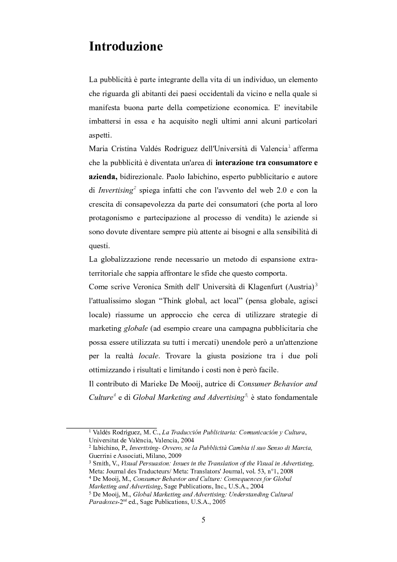 Anteprima della tesi: Esplorando le sfide della traduzione pubblicitaria nel 21esimo secolo: analisi di pubblicità nel campo dei prodotti di bellezza, Pagina 2