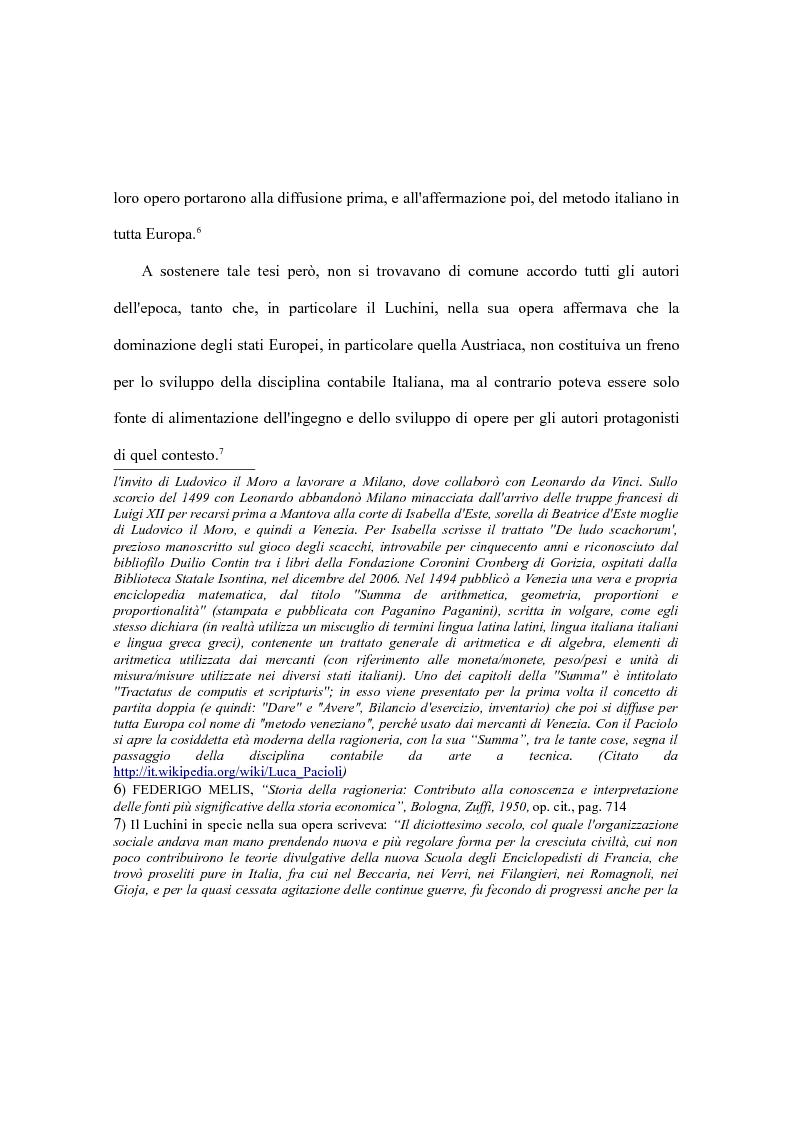 Anteprima della tesi: Da Edmond Degrange a Francesco Marchi e la rinascita della ragioneria italiana, Pagina 5
