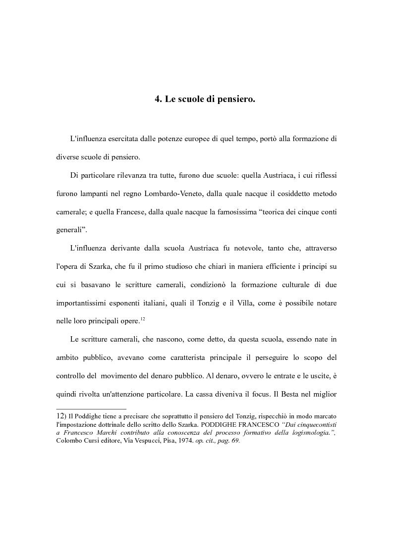 Anteprima della tesi: Da Edmond Degrange a Francesco Marchi e la rinascita della ragioneria italiana, Pagina 9
