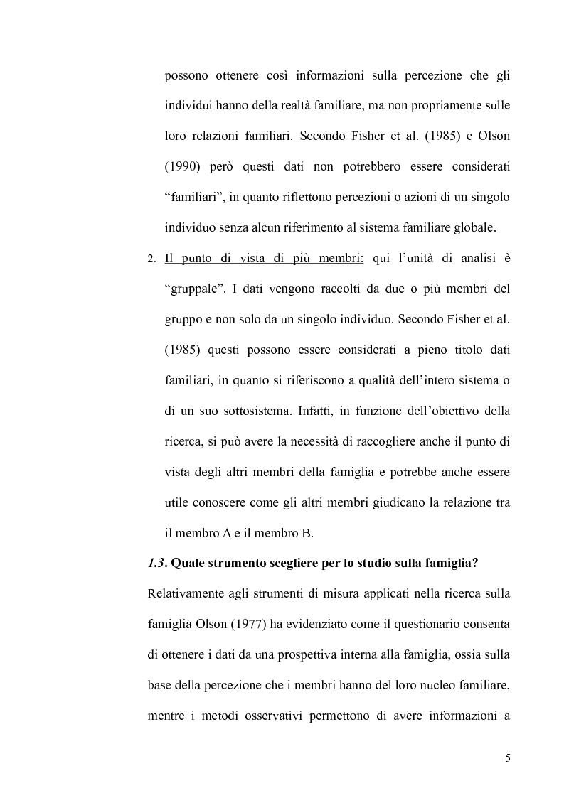 Anteprima della tesi: L'adattamento psico-sociale in un campione di coppie straniere residenti in Italia, Pagina 5