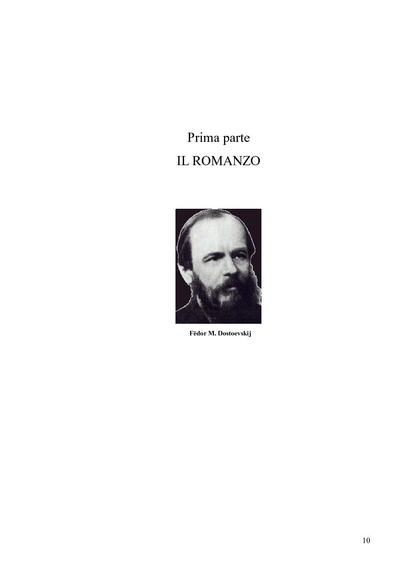 """Anteprima della tesi: Dostoevskij a teatro: le messinscene di """"Delitto e castigo"""" dalla Francia all'Italia, Pagina 10"""