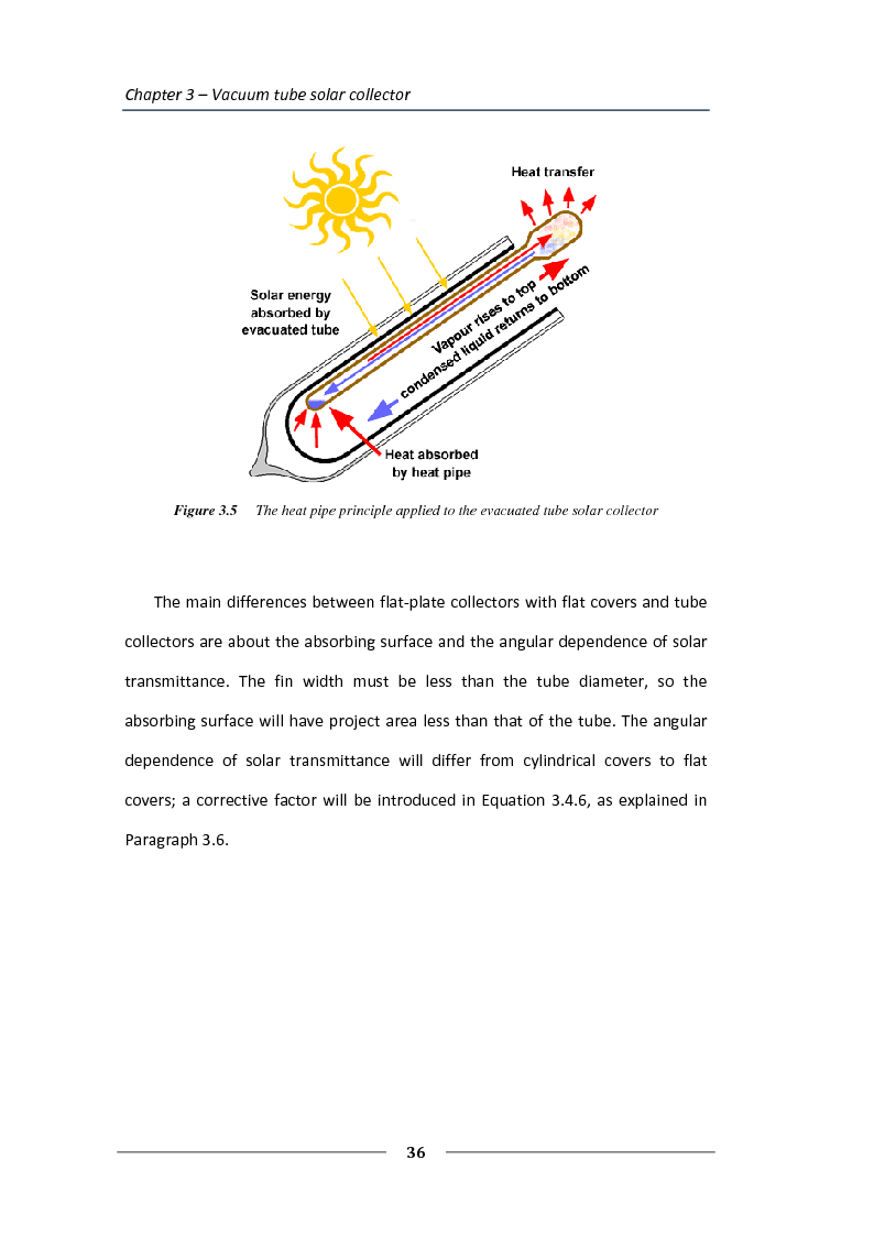Anteprima della tesi: Simulation of the solar circuit for the Federal Environmental Agency's solar cooling system Dessau, Germany, Pagina 13