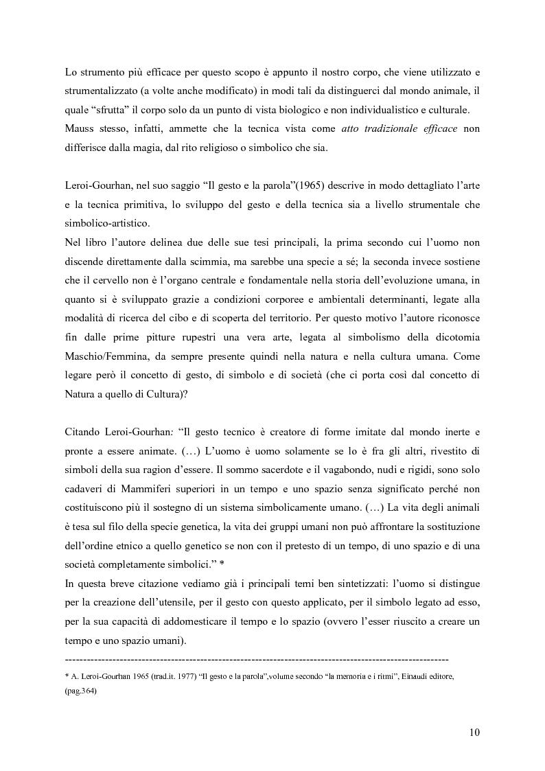 Anteprima della tesi: L'arte della tessitura: dimensione antropologica tra passato e presente, Pagina 6