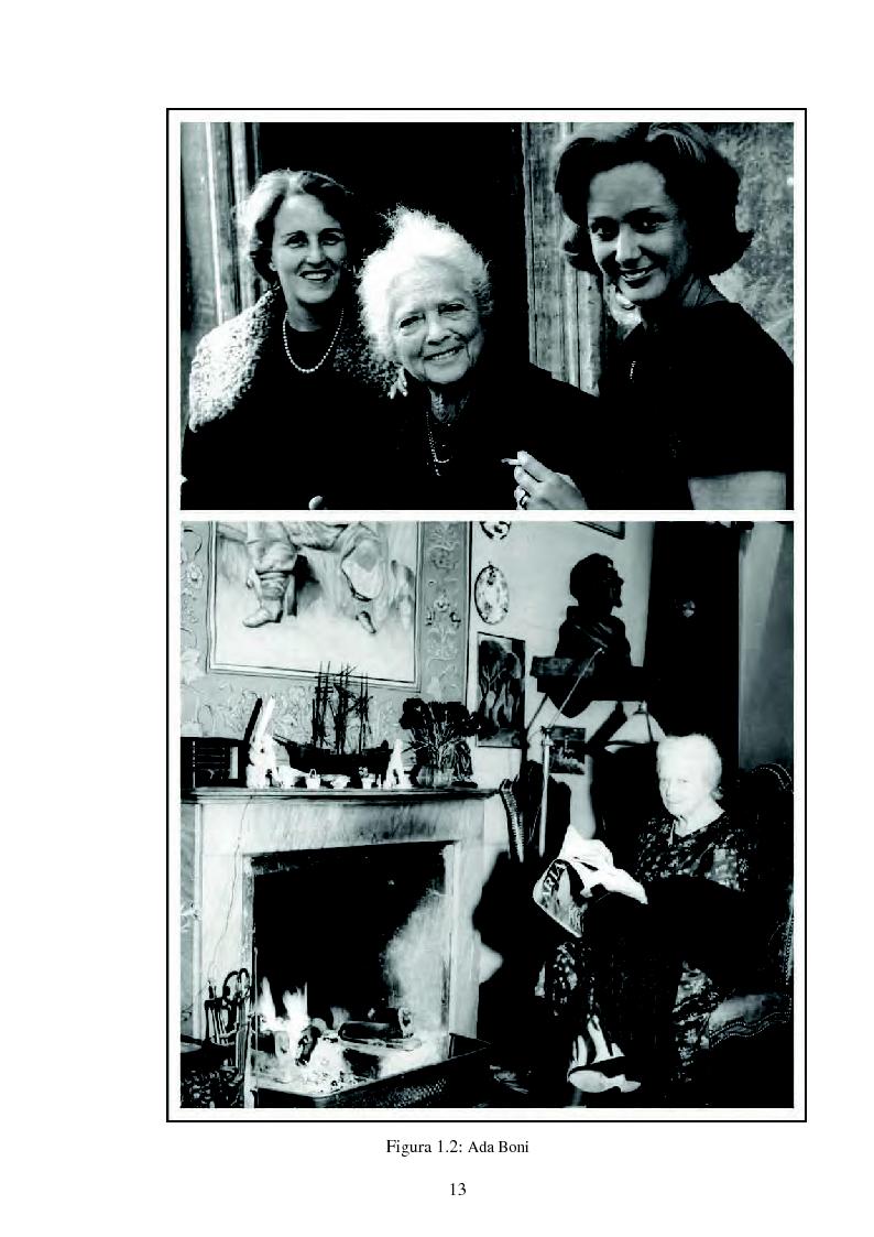 Anteprima della tesi: Ada Boni e la sua rivista ''Preziosa''. Rivista di economia domestica per signore (1915-1959), Pagina 10