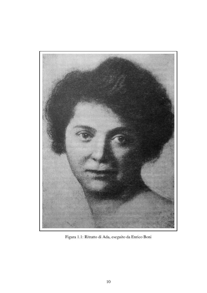 Anteprima della tesi: Ada Boni e la sua rivista ''Preziosa''. Rivista di economia domestica per signore (1915-1959), Pagina 7