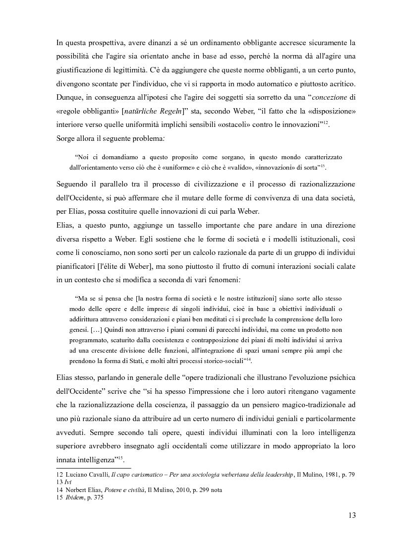 Anteprima della tesi: La sociologia processuale nello studio dei movimenti sociali contemporanei. Il caso Zeitgeist., Pagina 11