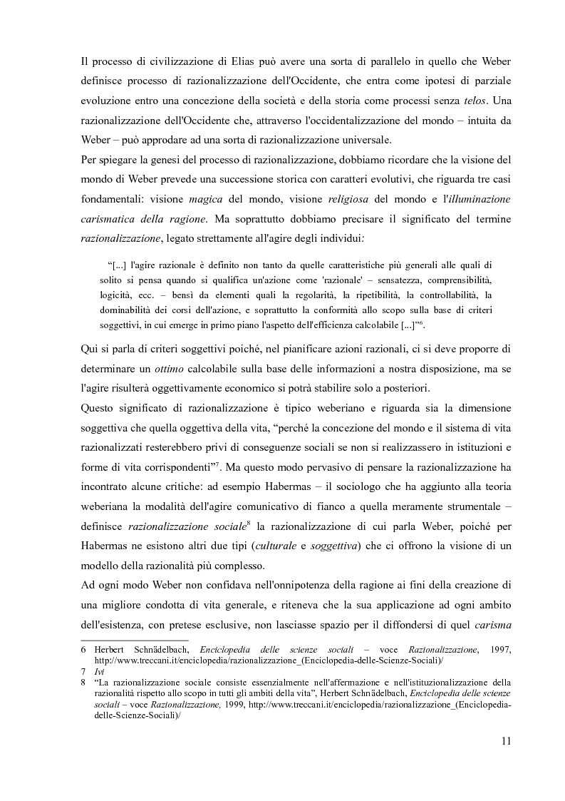 Anteprima della tesi: La sociologia processuale nello studio dei movimenti sociali contemporanei. Il caso Zeitgeist., Pagina 9