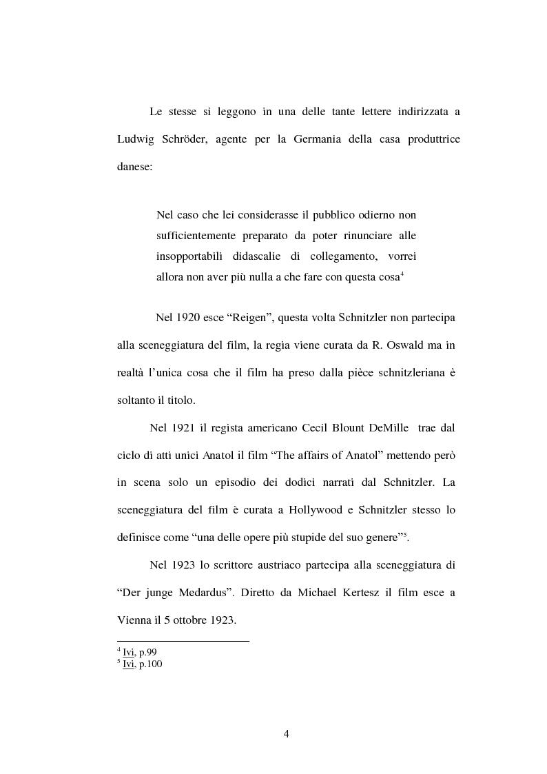 Anteprima della tesi: Il Doppio Sogno di Eyes Wide Shut. Dalla novella di Arthur Schnitzler al film di Stanley Kubrick, Pagina 4