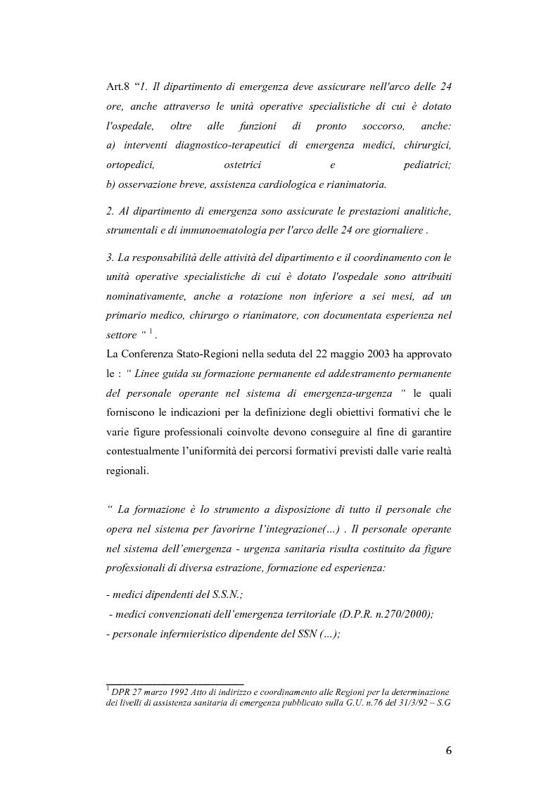 Anteprima della tesi: See & Treat una possibile soluzione per i DEA, Pagina 4