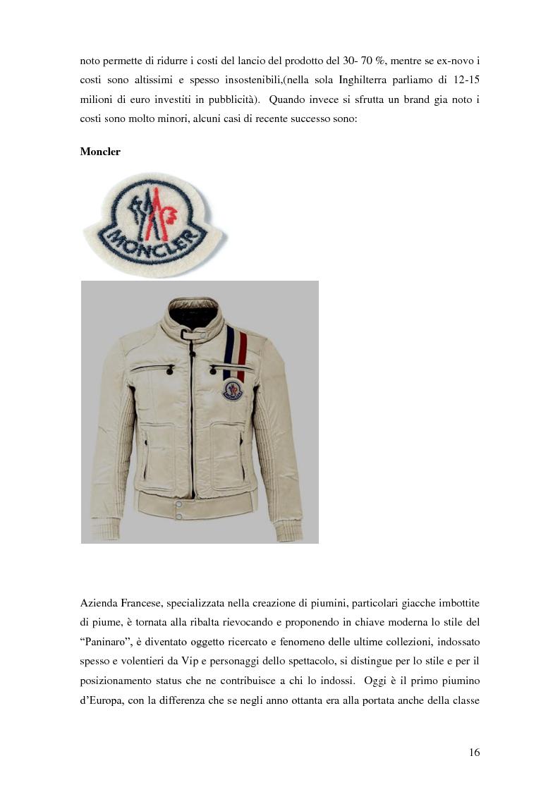 Anteprima della tesi: Vertical Branding nella moda, Pagina 12