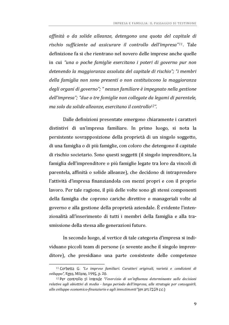 Anteprima della tesi: Il trust come strumento del passaggio generazionale nei gruppi aziendali, Pagina 10