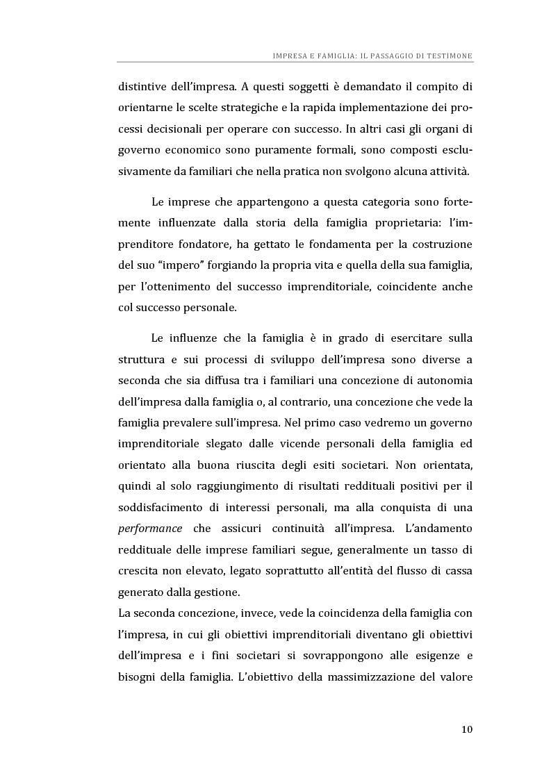 Anteprima della tesi: Il trust come strumento del passaggio generazionale nei gruppi aziendali, Pagina 11