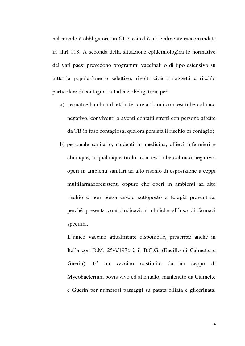 Anteprima della tesi: Sistemi di dimensione colloidale a rilascio modificato di farmaci antitubercolari e loro disciplina normativa., Pagina 5
