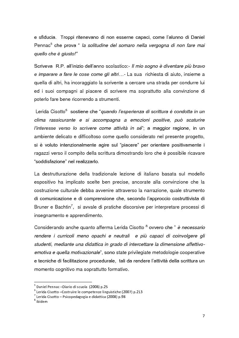 Anteprima della tesi: Dalle fiabe alle emozioni...dalle emozioni alle parole, Pagina 4