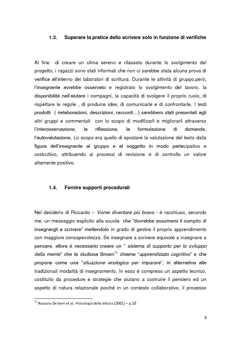 Anteprima della tesi: Dalle fiabe alle emozioni...dalle emozioni alle parole, Pagina 6