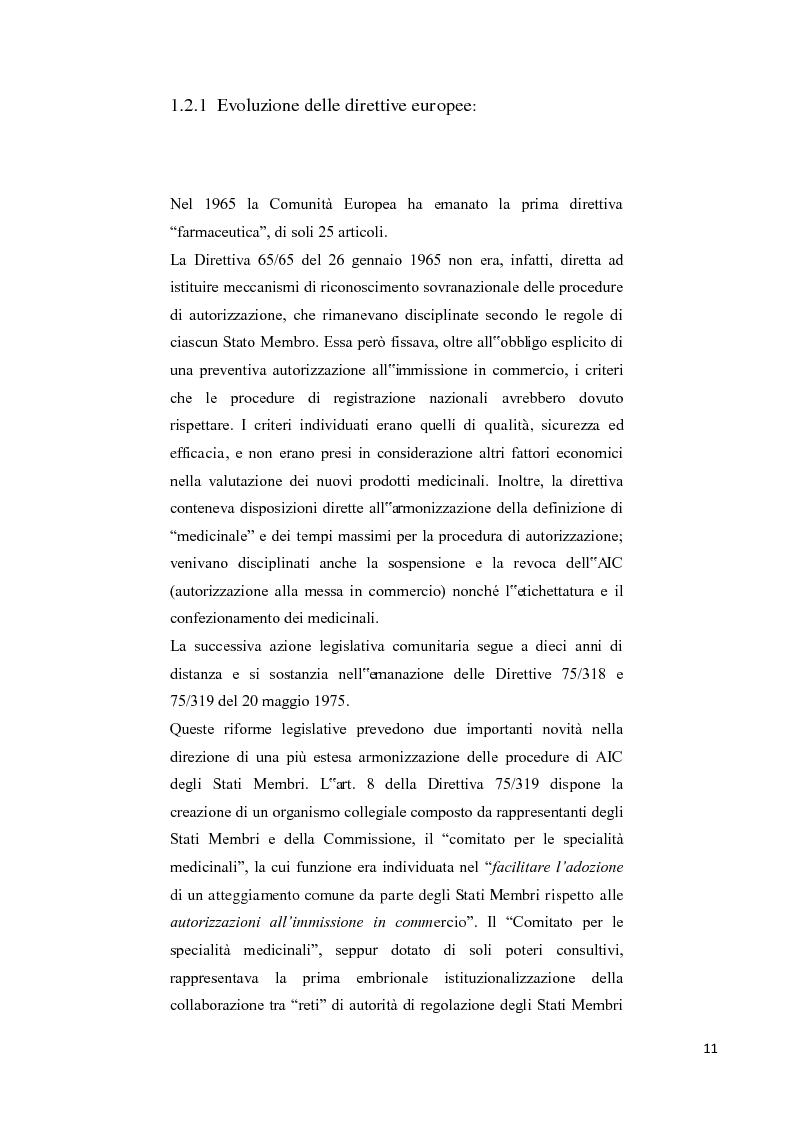 Anteprima della tesi: La soddisfazione del consumatore nel campo dei servizi commerciali. Analisi empirica sulla distribuzione farmaceutica., Pagina 8