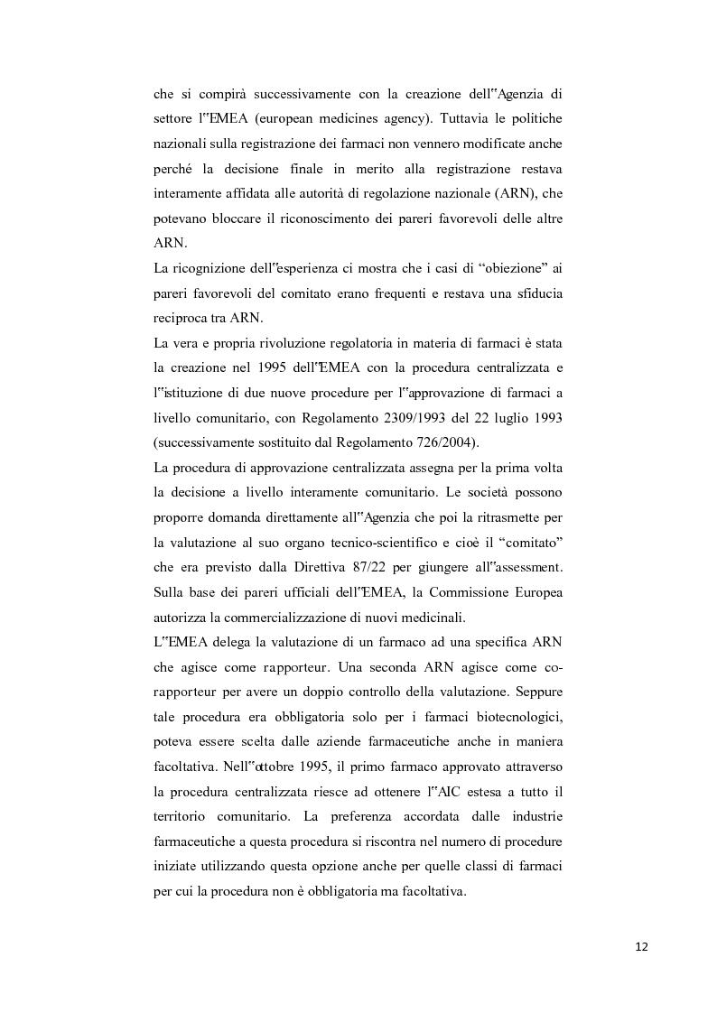 Anteprima della tesi: La soddisfazione del consumatore nel campo dei servizi commerciali. Analisi empirica sulla distribuzione farmaceutica., Pagina 9