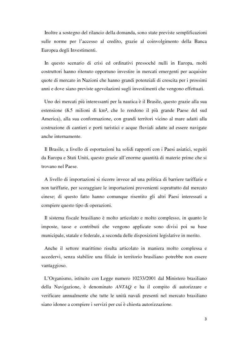 Anteprima della tesi: Problematiche legali e fiscali per l'importazione di nuova costruzione navale in Brasile, Pagina 3