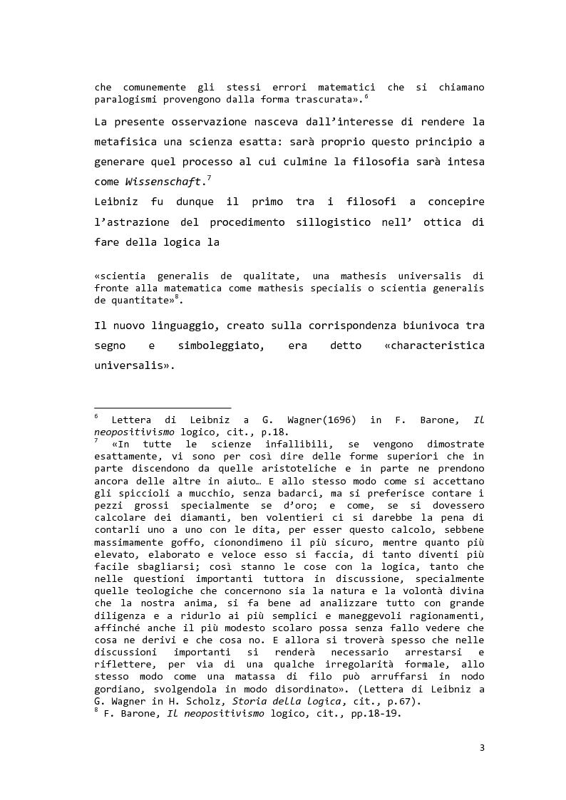 Anteprima della tesi: Saul Kripke: analisi modale del significato, Pagina 4