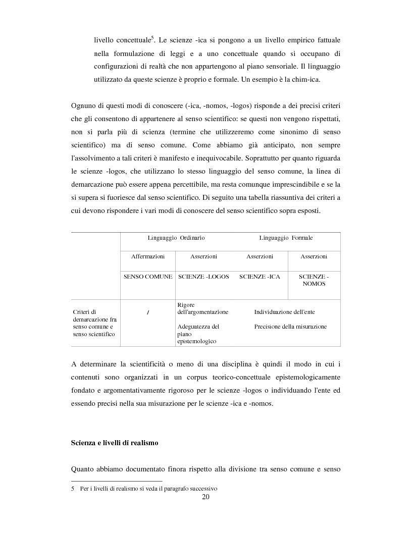Anteprima della tesi: La valutazione dell'efficacia degli interventi formativi secondo il modello dialogico , Pagina 10