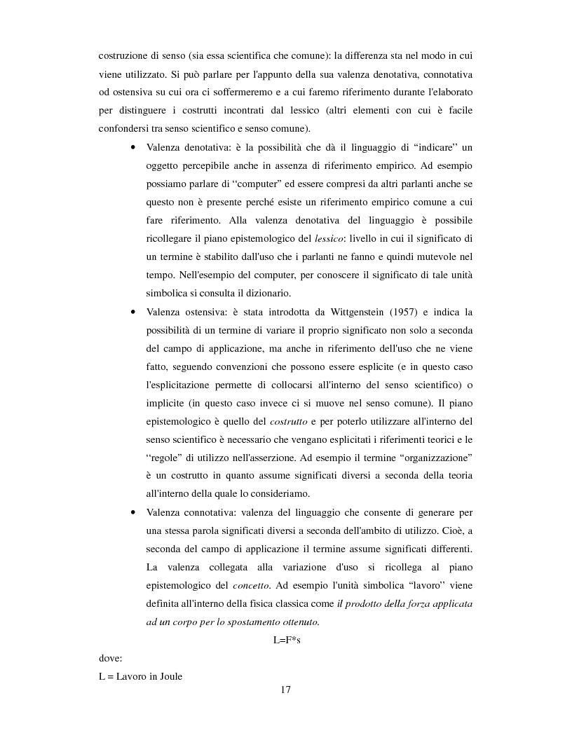 Anteprima della tesi: La valutazione dell'efficacia degli interventi formativi secondo il modello dialogico , Pagina 7