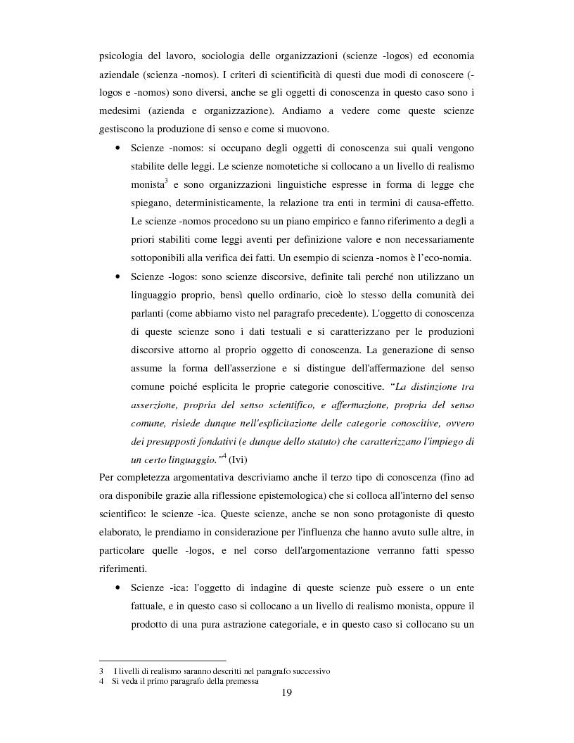Anteprima della tesi: La valutazione dell'efficacia degli interventi formativi secondo il modello dialogico , Pagina 9