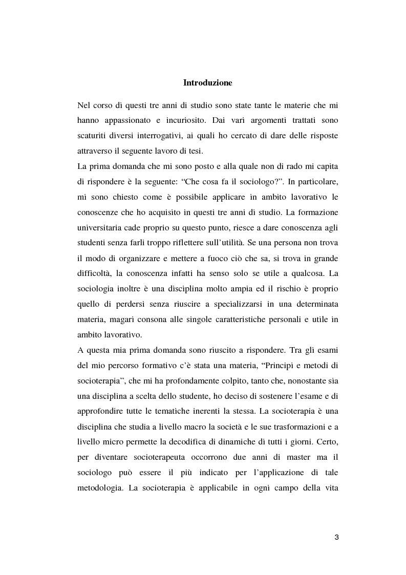 Anteprima della tesi: Crisi dell'uomo a una dimensione: Prospettive educative per l'uomo che verrà, Pagina 2