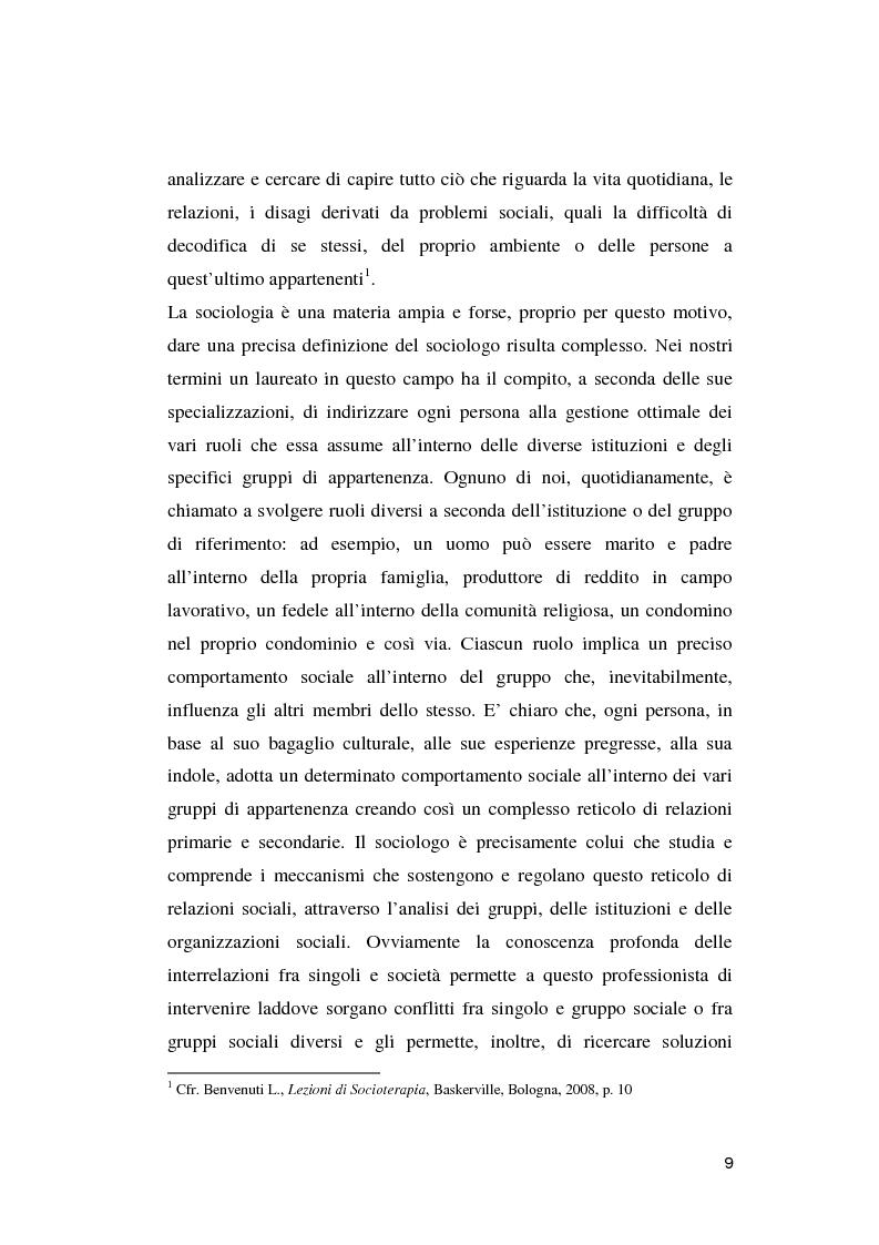 Anteprima della tesi: Crisi dell'uomo a una dimensione: Prospettive educative per l'uomo che verrà, Pagina 8