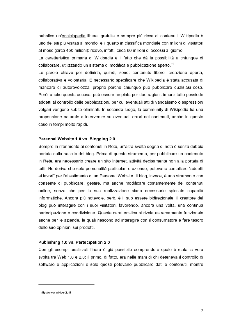 Anteprima della tesi: Storytelling 2.0: verso una comunicazione integrata, Pagina 5