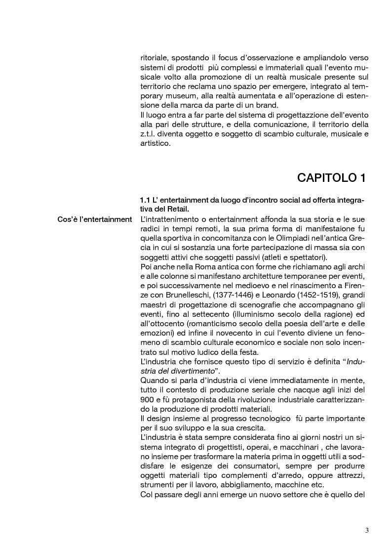 Anteprima della tesi: Play Tune, Pagina 4
