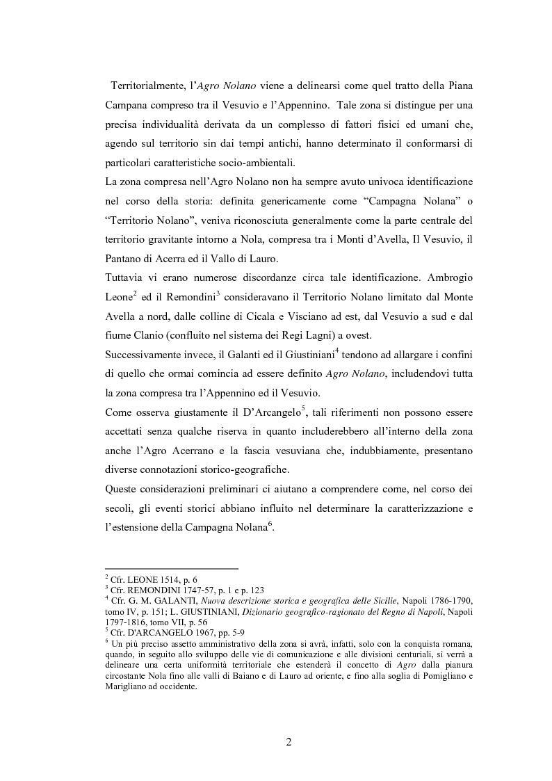 Anteprima della tesi: Il Museo Storico Archeologico di Nola: Analisi e Valorizzazione di una Istituzione, Pagina 5