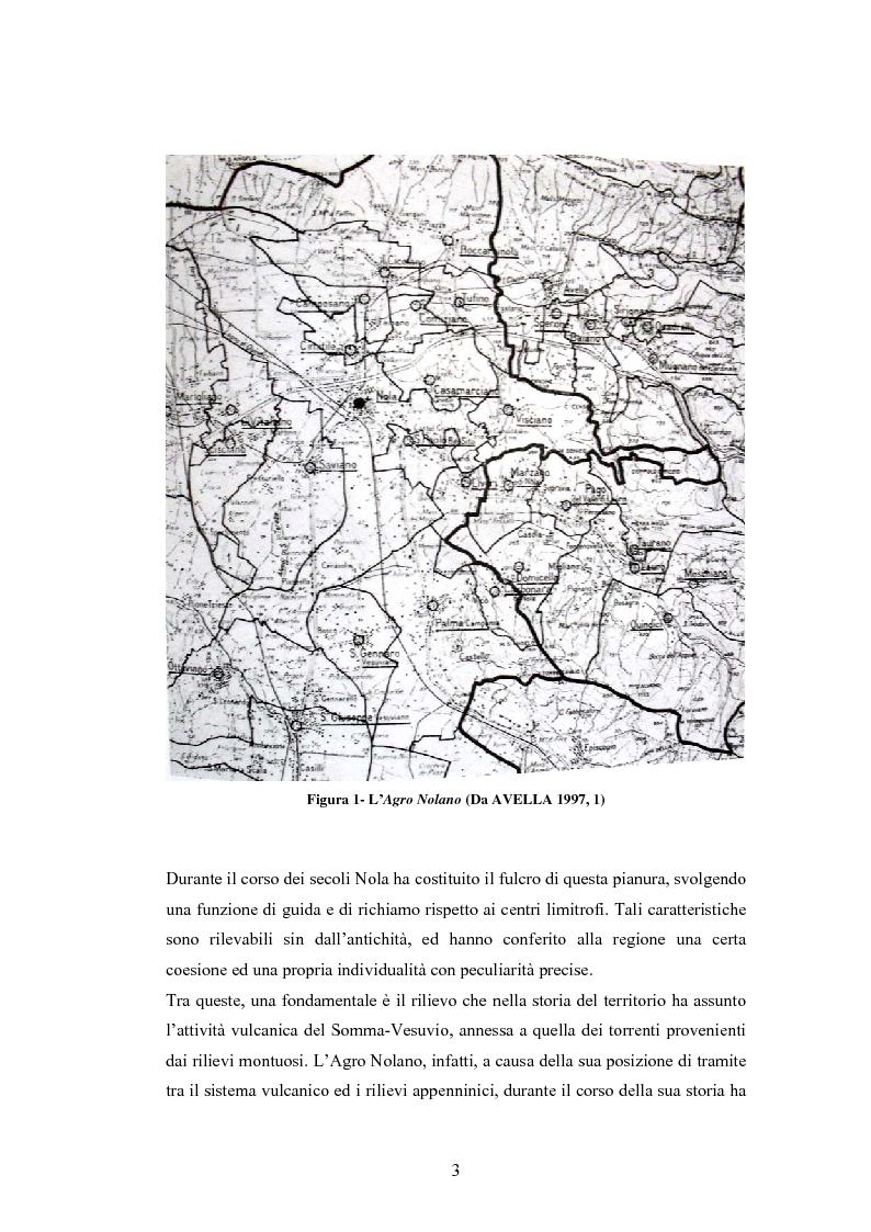 Anteprima della tesi: Il Museo Storico Archeologico di Nola: Analisi e Valorizzazione di una Istituzione, Pagina 6