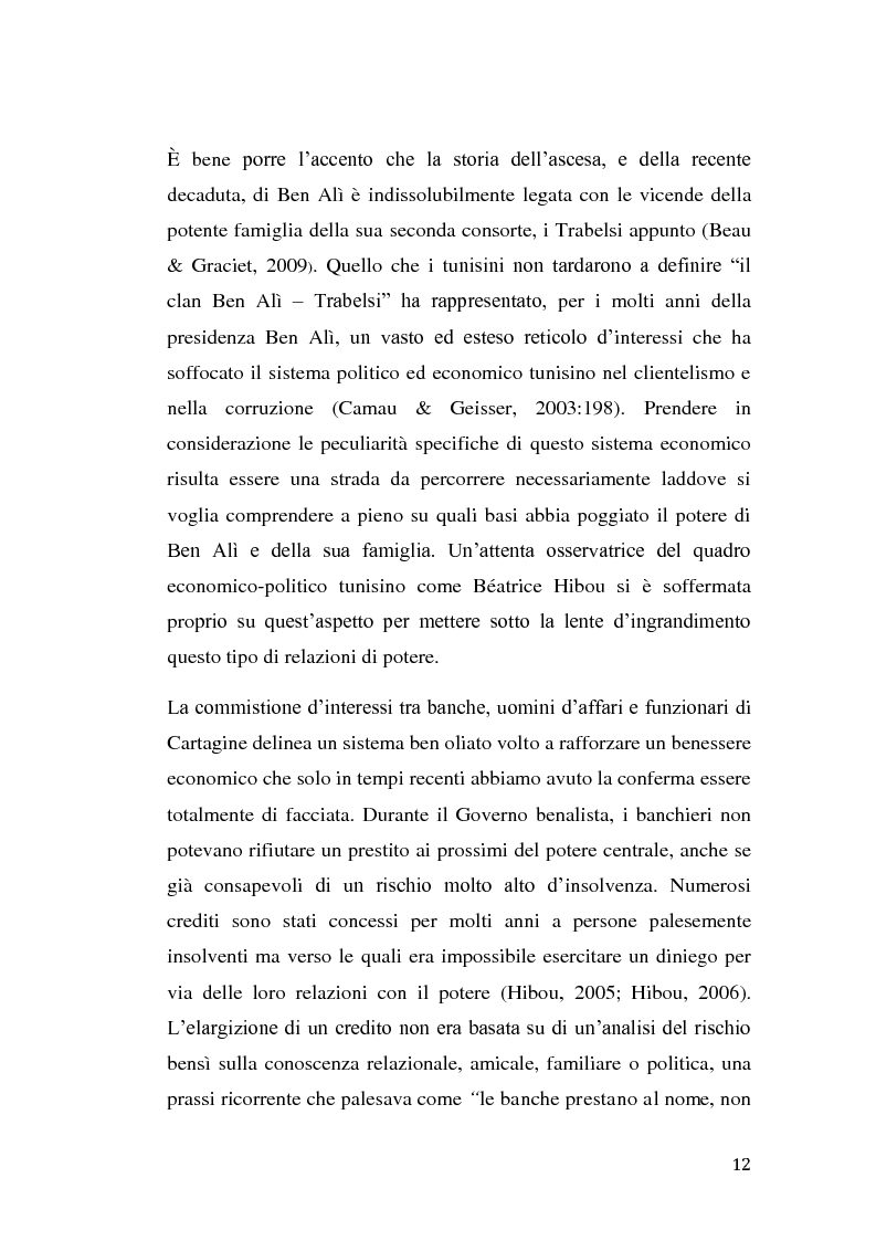 Anteprima della tesi: La rivolta tunisina e i nuovi media: un caso di indagine qualitativa., Pagina 11