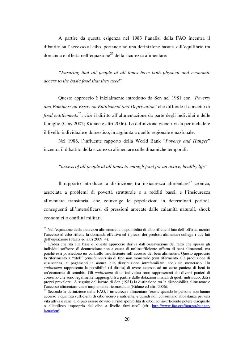 Anteprima della tesi: La sicurezza alimentare attraverso l'orticoltura: il caso dello scalogno Dogon in Mali, Pagina 13