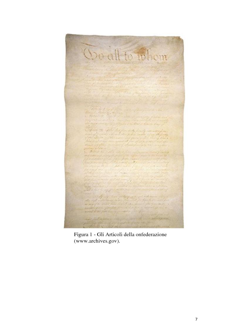 Anteprima della tesi: Secondo emendamento e porto d'armi negli Stati Uniti: un diritto discusso, Pagina 6