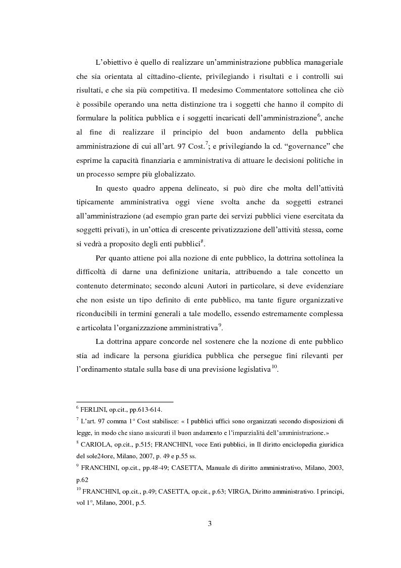 Anteprima della tesi: L'assicurazione della responsabilità civile di enti pubblici e aziende sanitarie, Pagina 4