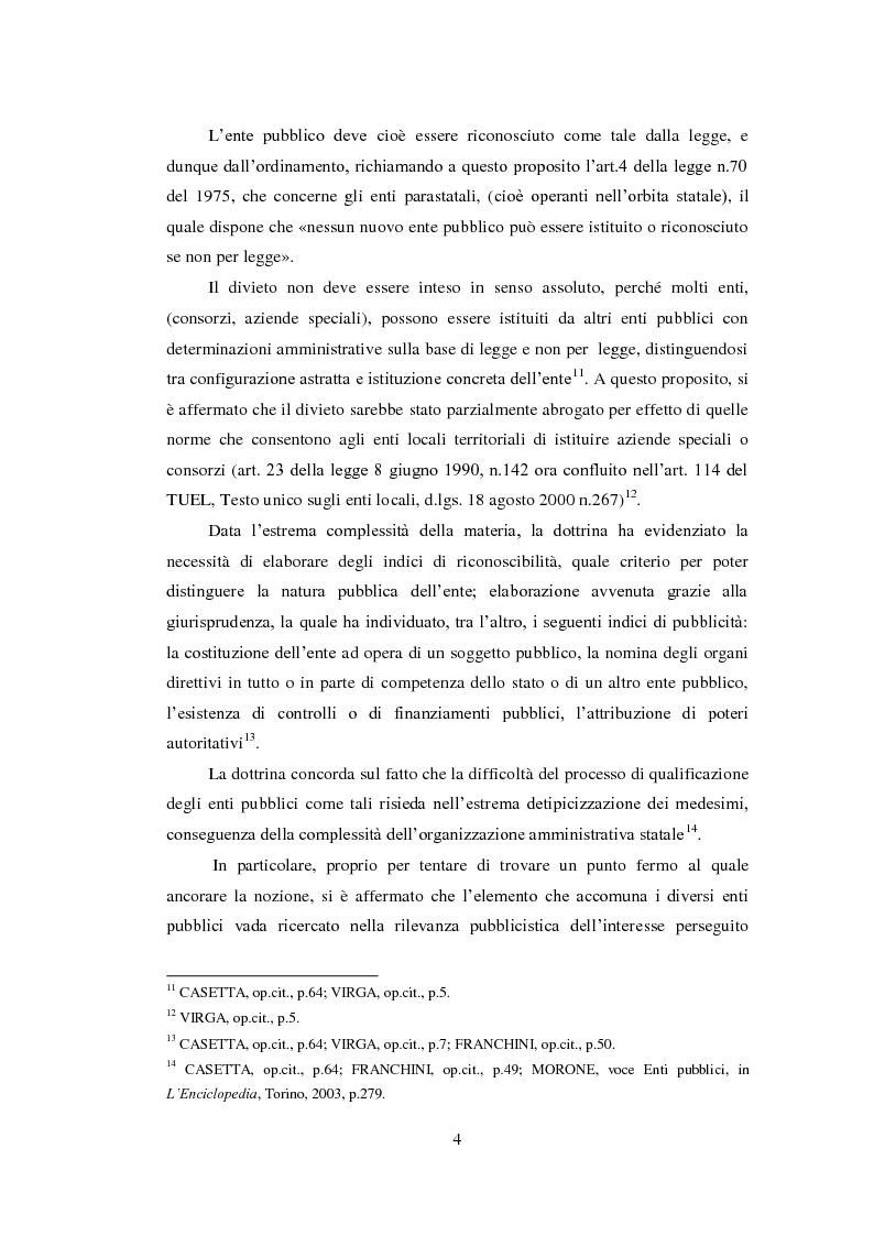 Anteprima della tesi: L'assicurazione della responsabilità civile di enti pubblici e aziende sanitarie, Pagina 5