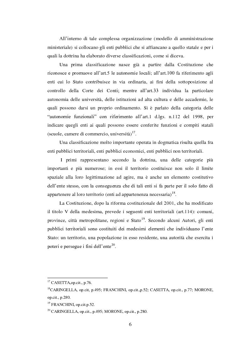 Anteprima della tesi: L'assicurazione della responsabilità civile di enti pubblici e aziende sanitarie, Pagina 7