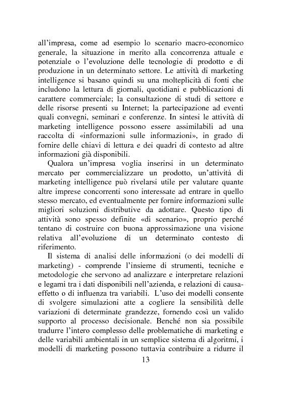Anteprima della tesi: Ricerche di Marketing su Internet: fonti e attendibilità, Pagina 8