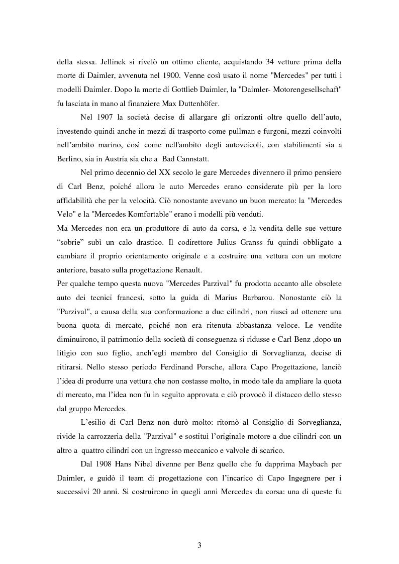Anteprima della tesi: La pubblicità nel settore automobilistico tedesco: un confronto Italia-Germania., Pagina 4
