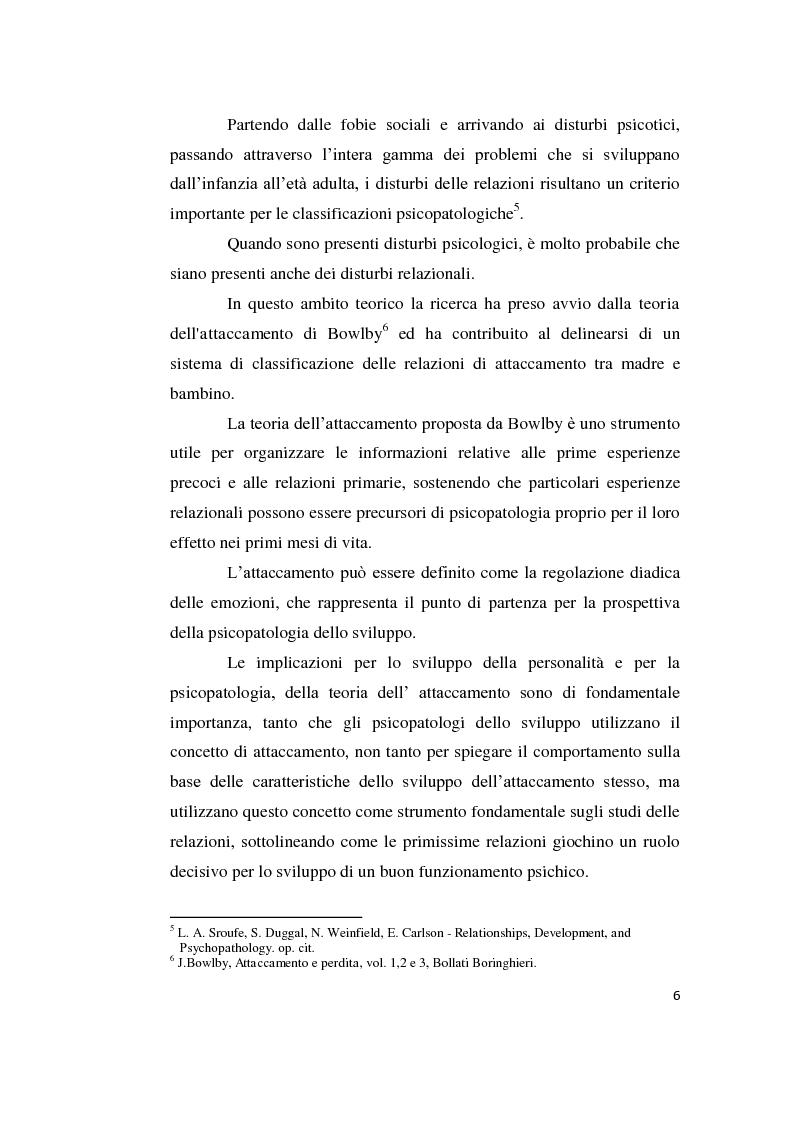 """Anteprima della tesi: Origini storiche e prospettive nell'ambito della """"developmental psychopathology"""", Pagina 10"""