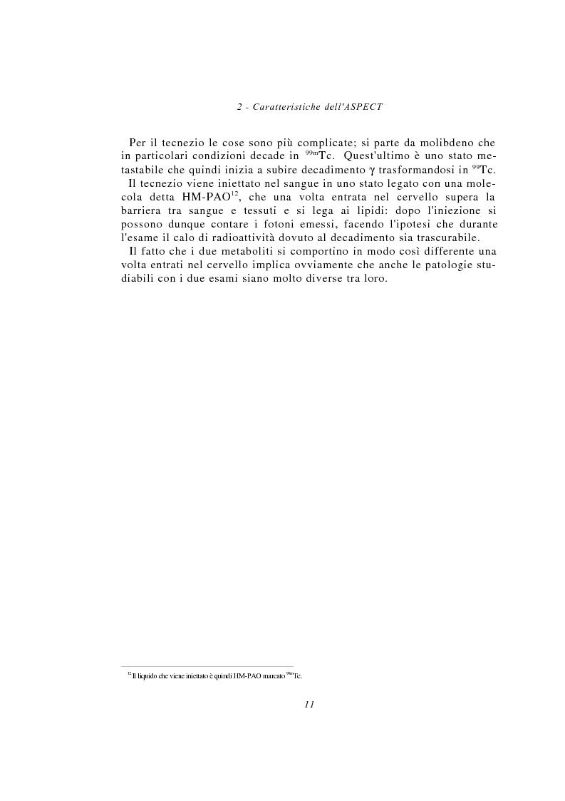Anteprima della tesi: Metodi multimodali per il miglioramento della risoluzione di immagini SPECT, Pagina 11