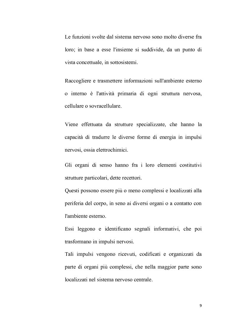 Anteprima della tesi: Assistenza infermieristica alla persona affetta da Alzheimer: l'importanza del trattamento del dolore per dare dignità alla vita, Pagina 7