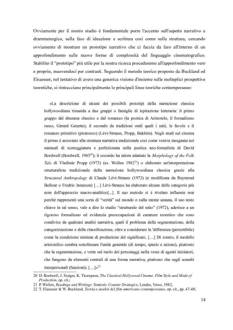 Anteprima della tesi: Mind-game film e forme della complessità, Pagina 13