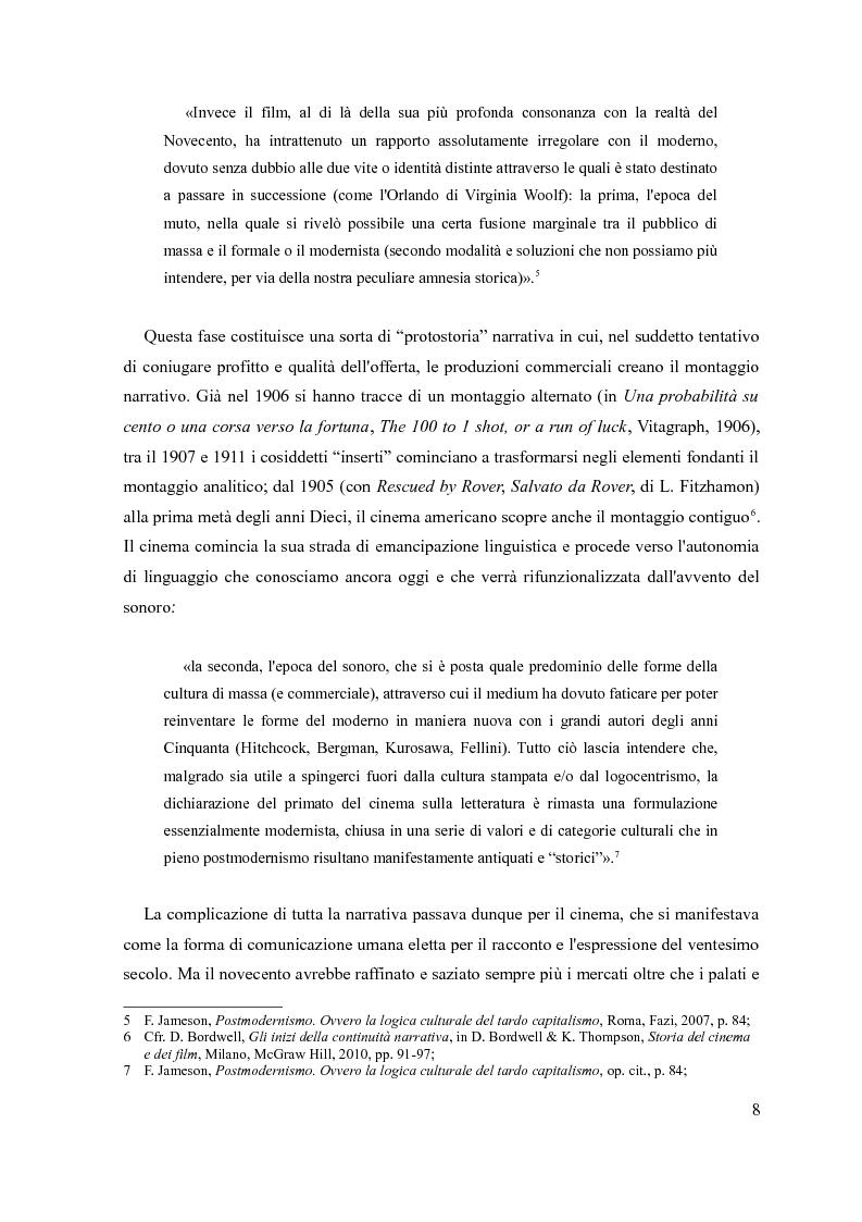 Anteprima della tesi: Mind-game film e forme della complessità, Pagina 7