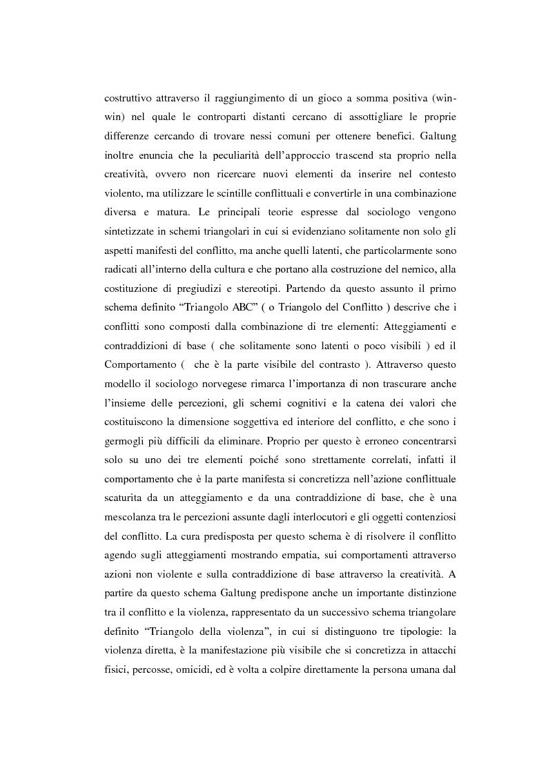 Anteprima della tesi: Il conflitto del Kashmir: l'approccio della Peace Research, Pagina 4