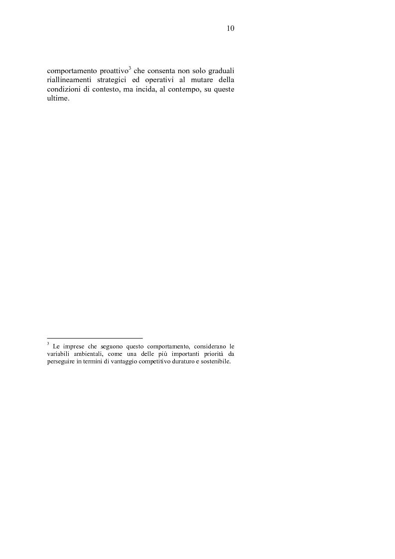 Anteprima della tesi: La crisi d'impresa e le strategie di turnaround. Il caso Ciabor., Pagina 11