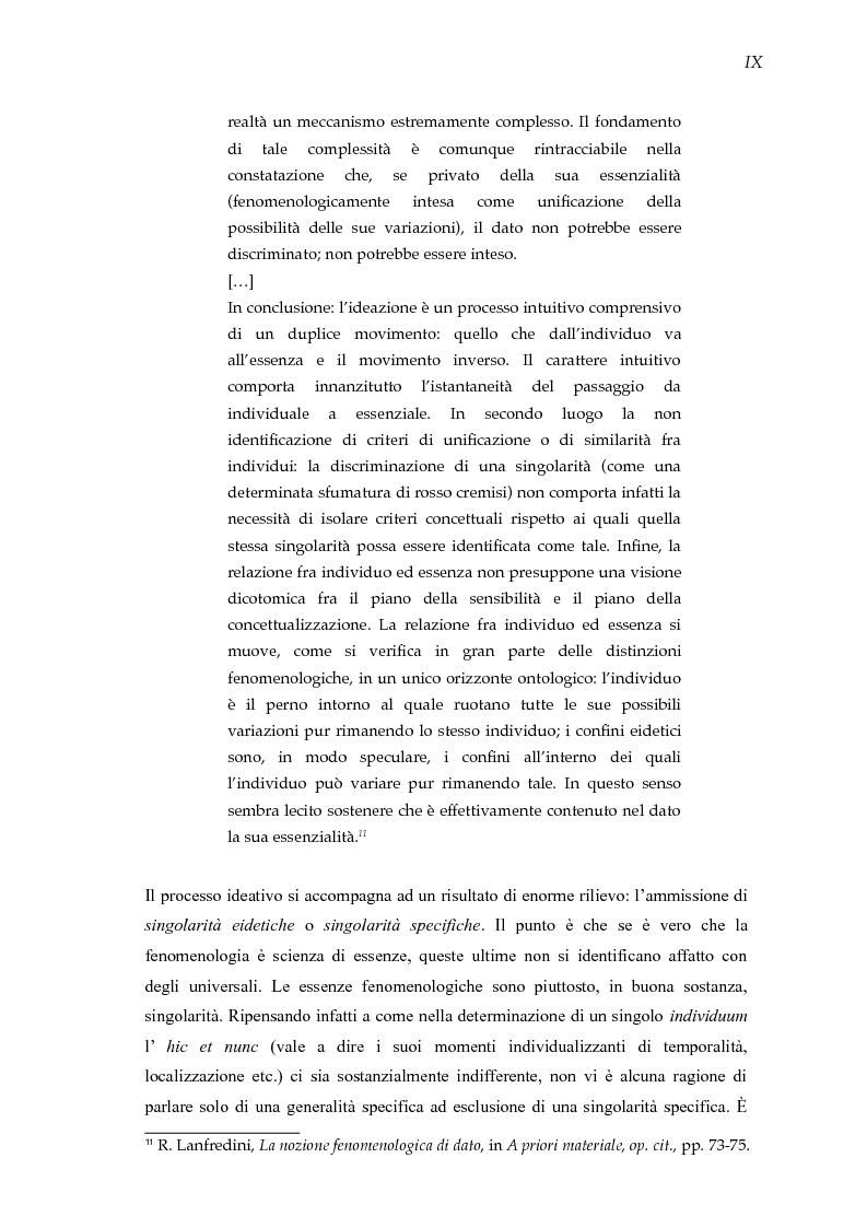 Anteprima della tesi: Mondi sonori. Un itinerario fra fenomenologia e musica., Pagina 10