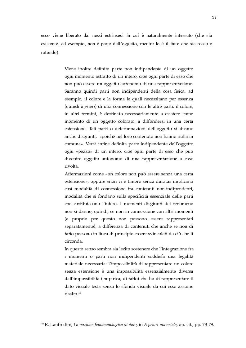 Anteprima della tesi: Mondi sonori. Un itinerario fra fenomenologia e musica., Pagina 12